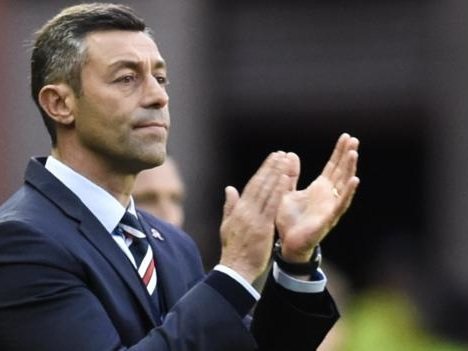 Pedro Caixinha encouraged by Rangers showing against Marseille