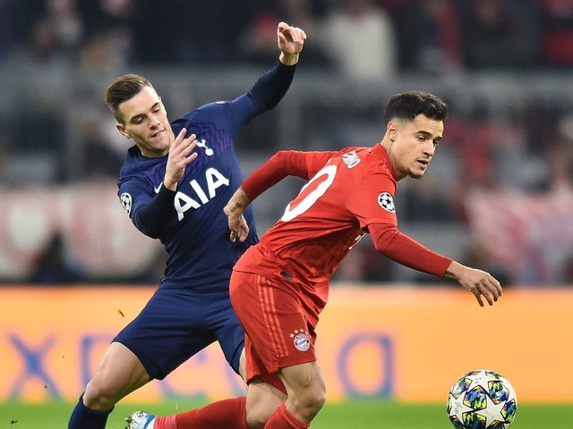 Potential 'transfer battle' between Chelsea and Tottenham for Coutinho — report