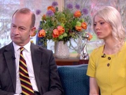 Ex-UKIP leader Henry Bolton defends racist girlfriend's Grenfell rant