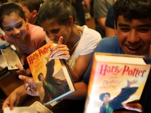 15 books you'll love if you couldn't get enough of the 'Harry Potter' series