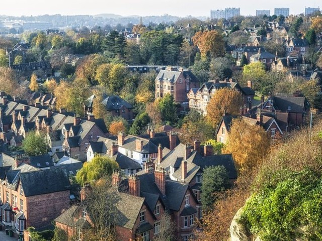 Housing costs rising fastest in the East Midlands