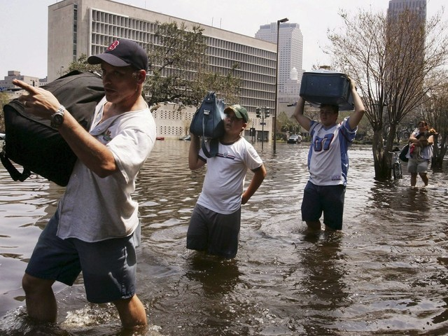 Climate Change May Force Millions Of Americans To Move Inland