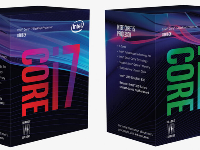 Intel increases production of Coffee Lake while Ryzen gets cheaper