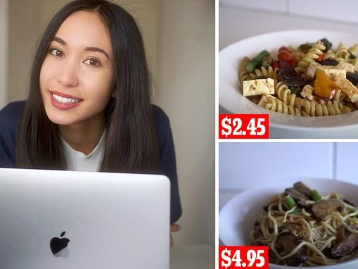Marketing manager Queenie Tan worth $450k shares the three budget meals she swears by for $5 or less