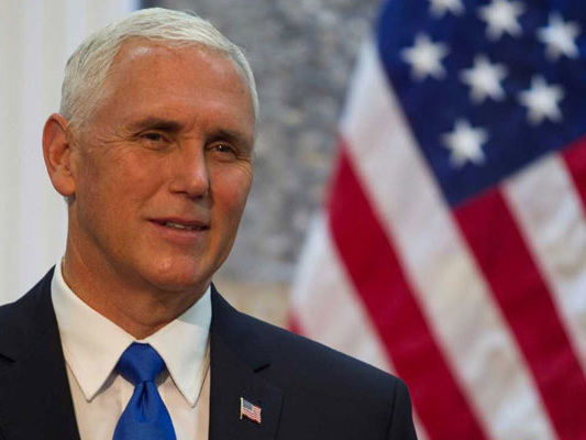 "Palestinians ""Walking Away"" From Talks With Mike Pence Snub: US"