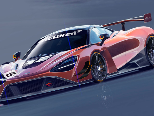 McLaren to Offer 720S GT3 Race Car to Customer Teams