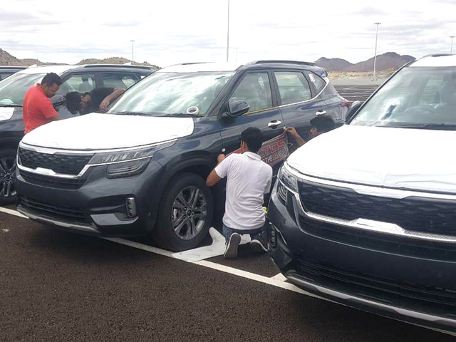 Kia Seltos dealer dispatches commence ahead of August 22 launch