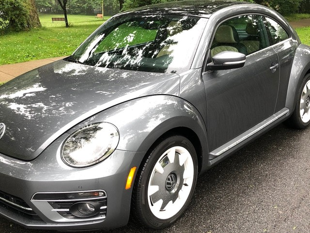 I drove a $27,000 Final Edition of the VW Beetle — the icon that's been discontinued. I loved every minute I had with the car.