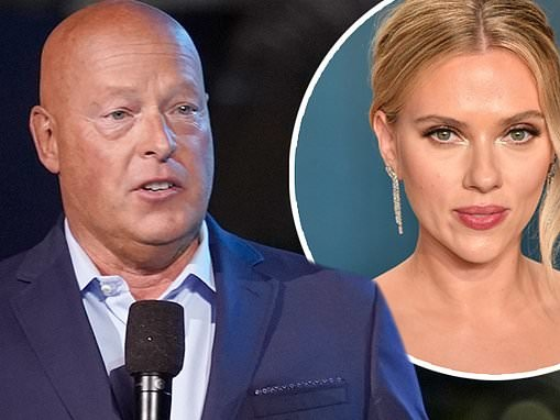 Disney CEO says company has 'cooperative deals with talent' amid Scarlett Johansson's lawsuit