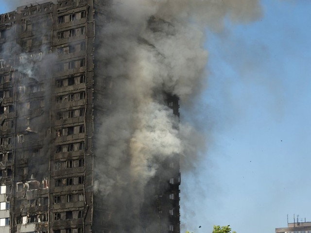 Grenfell Tower: 600 High Rises Don't Definitely Have Similar Cladding