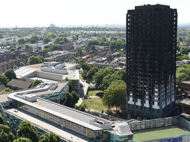 Grenfell Tower Failings Could Increase Risk Of PTSD And Harm Residents' Mental Health