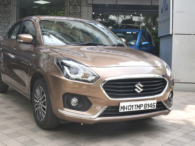 Maruti Suzuki Dzire tops sales charts in August 2019