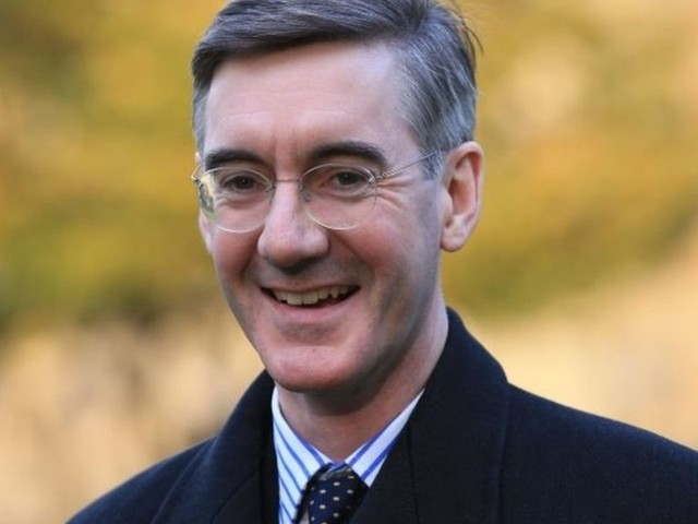 Jacob Rees-Mogg plays down Conservative leadership bid reports