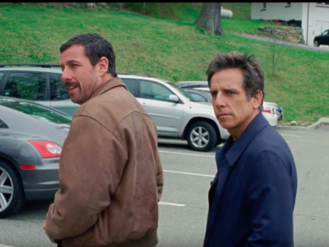 The Trailer for The Meyerowitz Stories Reveals an Adam Sandler Movie That's Actually Supposed to Be Good