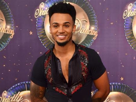 Strictly star Aston Merrygold is going to be a father