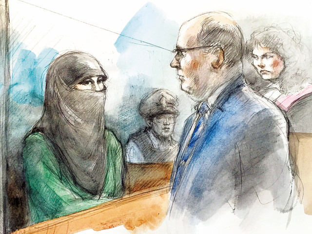 Christie Blatchford: Entitled terror suspect pleads not guilty, re-affirms love for ISIL and pledges attacks