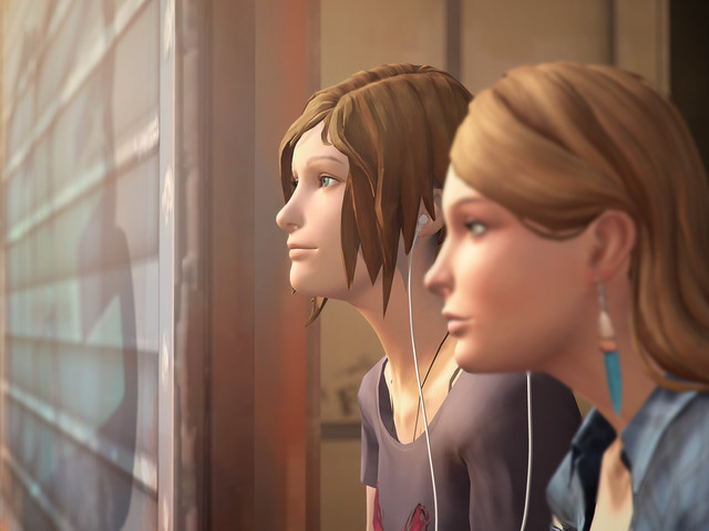 Chloe's special power in Life is Strange: Before the Storm isn't magical, but there are supernatural elements