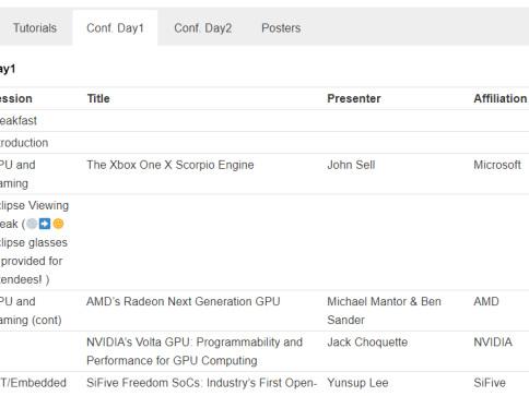 Hot Chips: Microsoft Xbox One X Scorpio Engine Live Blog (9:30am PT, 4:30pm UTC)