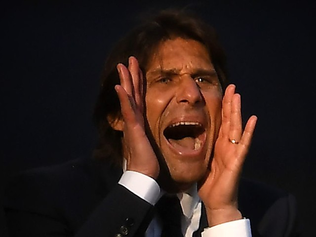 The specter of Antonio Conte continues to haunt Serie A managers