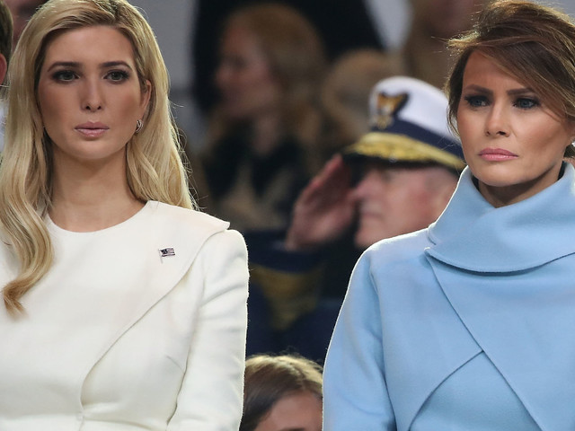 Ivanka Trump Says Her Stepmom Melania Trump Has A 'Heart Of Gold'