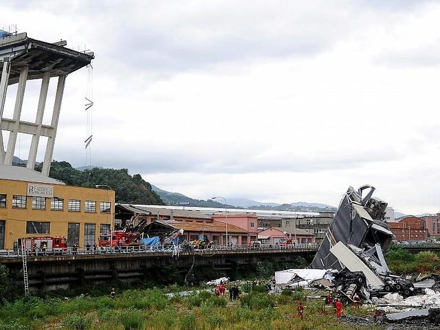 Morandi Bridge collapse: how to travel through Genoa now