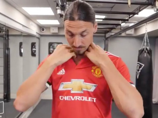 Zlatan Ibrahimovic delivers update on injury return as striker reveals his hopes for Manchester United this season