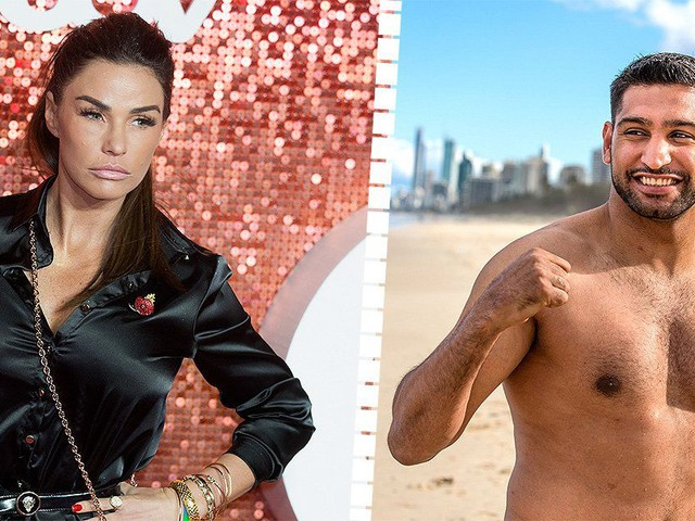 Amir Khan 'surpasses Katie Price as highest paid I'm A Celebrity contestant ever on over £400k'