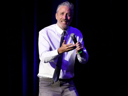 TV News Roundup: HBO to Air Jon Stewart's 'Night of Too Many Stars'