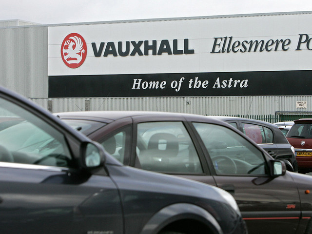 Why hard Brexit may push Vauxhall Astra production out of the UK