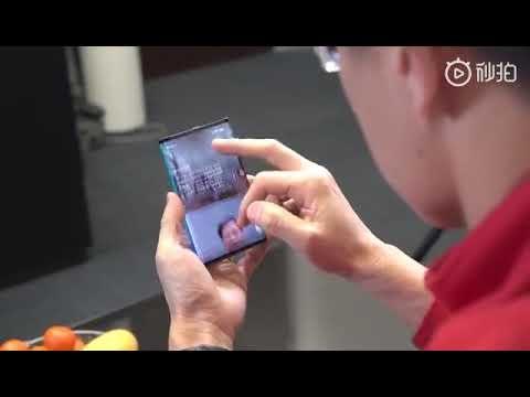 Xiaomi Reveals Dual-Folding Flexible Phone in Teaser Video