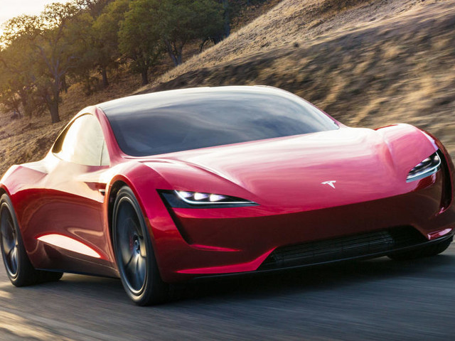 Tesla Roadster to have faster variants