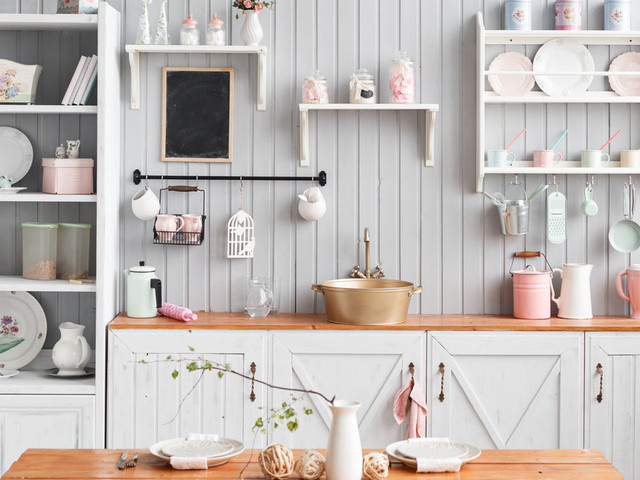 How To Declutter Your Kitchen, Marie Kondo-Style