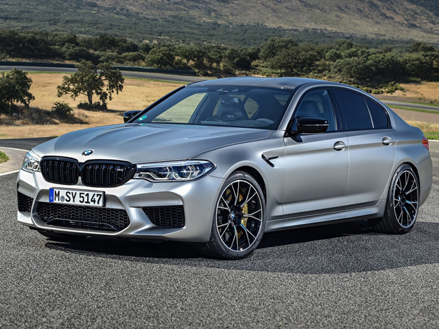 BMW M5 Competition launched at Rs 1.55 crore