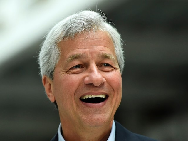 JPMorgan's Q4 earnings smash Wall Street's targets — and the bank earned record revenue and net income in 2019