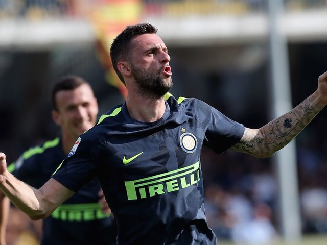Marcelo Brozovic to miss Milan derby with calf injury