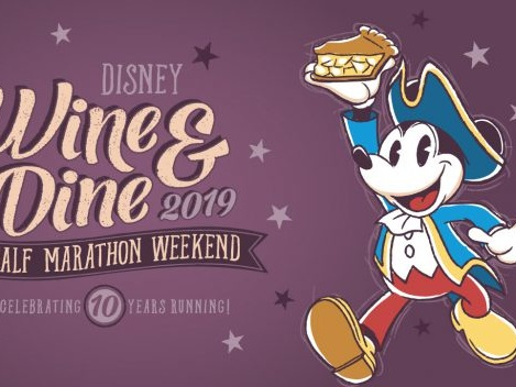 Additions and Changes Announced for 2019 Disney Wine & Dine Half Marathon Weekend