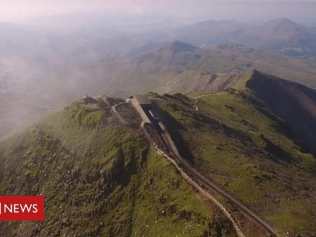 Snowdon summit building Hafod Eryri opens for 10th summer