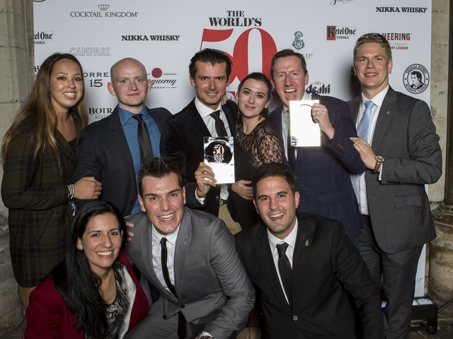 American Bar at The Savoy crowned World's Best Bar 2017!