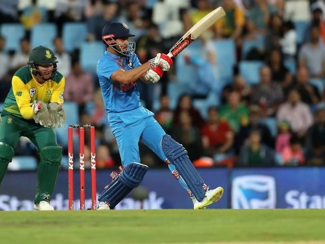 CSA trial music between balls in T20 cricket