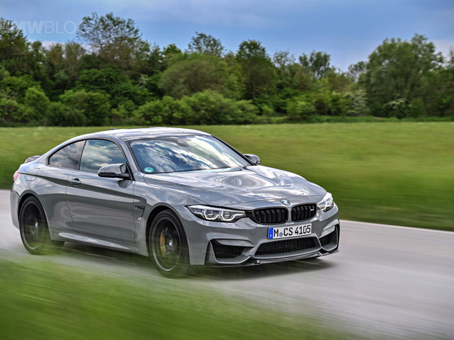 2018 BMW M4 CS Will Arrive in Australia Priced at AUD211,610