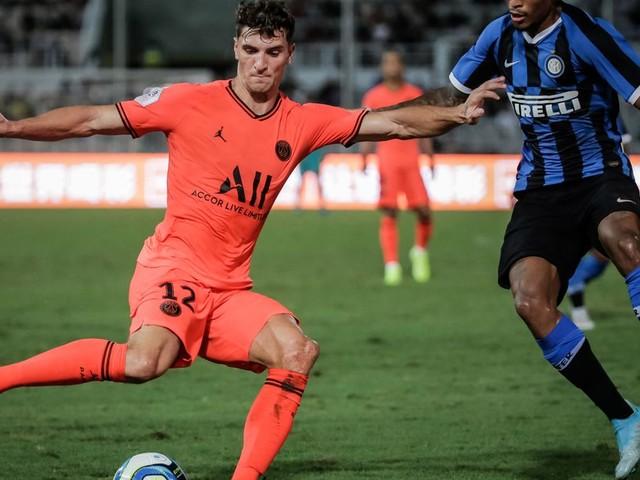Inter keeping an eye on Thomas Meunier