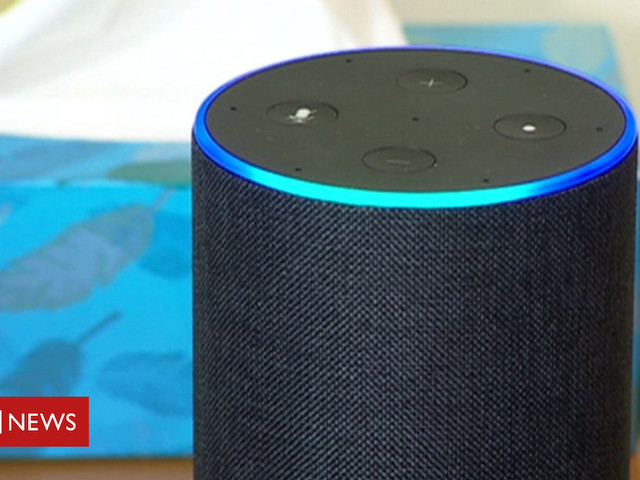 Amazon Echo trial to help elderly and disabled people