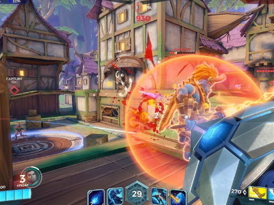 Paladins Battlegrounds mode now battling royale in beta