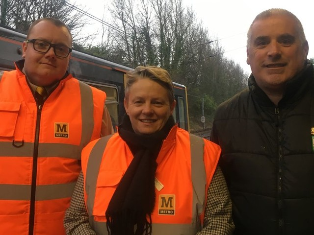 Meet the stars of ITV Metro documentary which goes behind the scenes at rail service