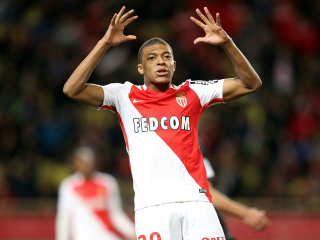 Monaco 'accuse Man City of tapping up Kylian Mbappe'