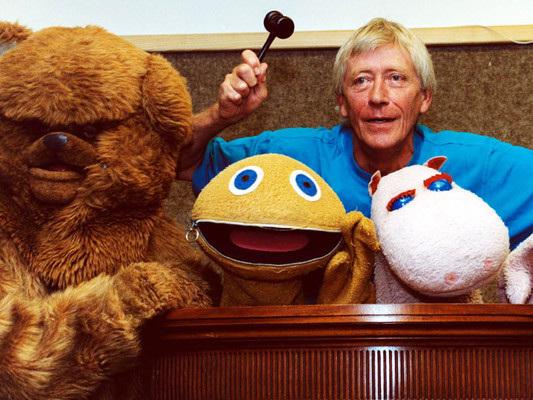 Geoffrey Hayes, presenter of children's classic Rainbow, has died