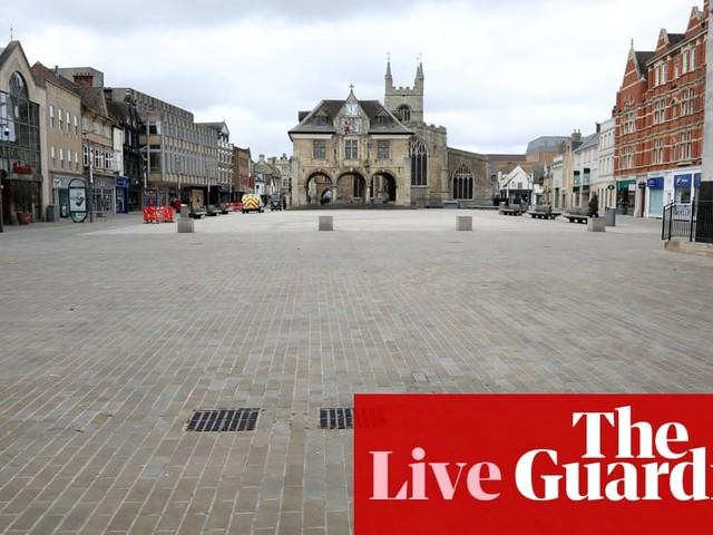 UK coronavirus live: Jeremy Hunt calls for mass testing to shorten lockdown