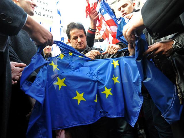 Battle lines drawn ahead European Parliamentary elections