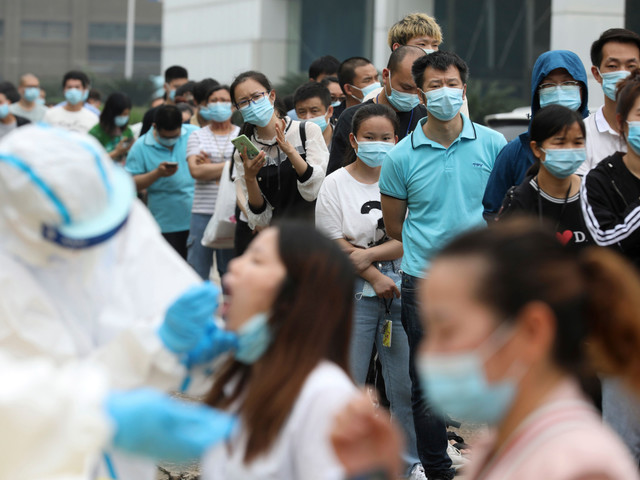 China blames SPAIN for coronavirus suggesting Covid-19 originated in Europe and not in Wuhan