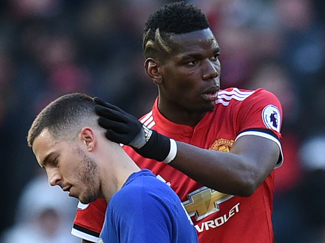 Premier League transfer news: Paul Pogba, Eden Hazard, Naby Keita, Gareth Bale